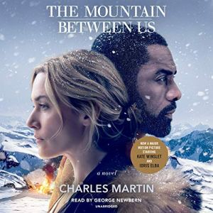 The Mountain Between Us audiobook cover art