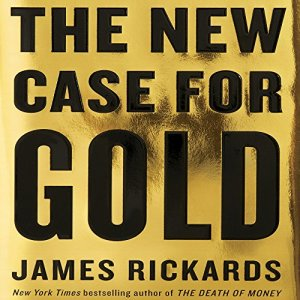 The New Case for Gold audiobook cover art