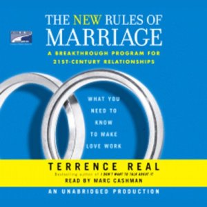 The New Rules of Marriage audiobook cover art