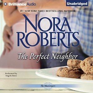 The Perfect Neighbor audiobook cover art