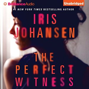 The Perfect Witness audiobook cover art