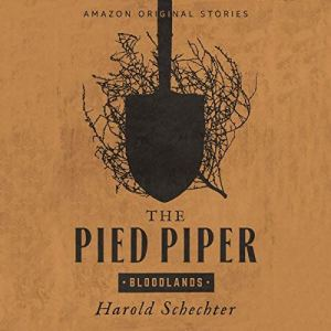 The Pied Piper audiobook cover art