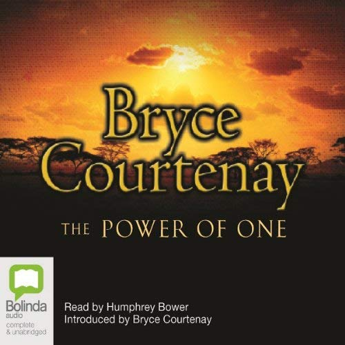 The Power of One audiobook cover art