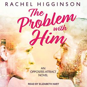 The Problem with Him audiobook cover art
