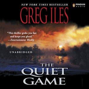 The Quiet Game audiobook cover art