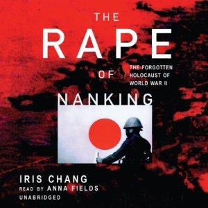 The Rape of Nanking audiobook cover art