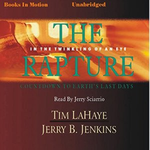 The Rapture audiobook cover art