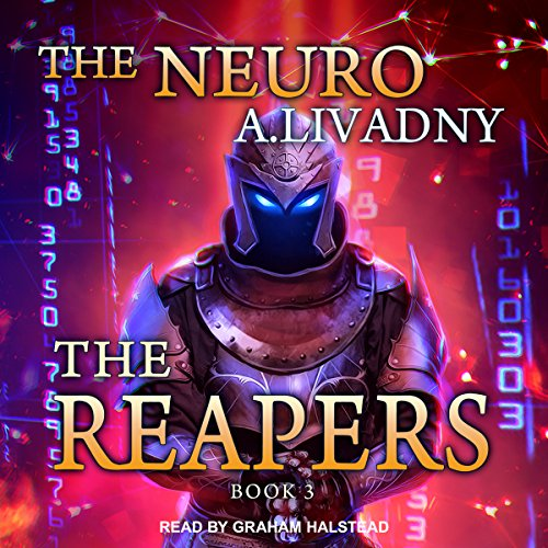 The Reapers audiobook cover art