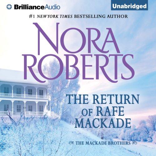 The Return of Rafe MacKade audiobook cover art