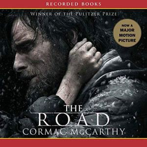 The Road audiobook cover art