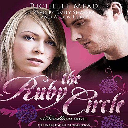 The Ruby Circle audiobook cover art