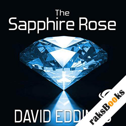 The Sapphire Rose audiobook cover art