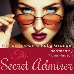 The Secret Admirer audiobook cover art