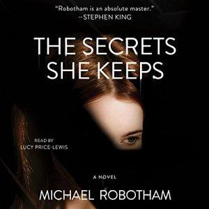The Secrets She Keeps audiobook cover art