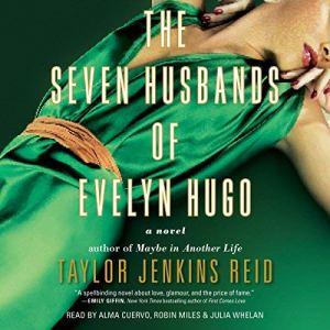 The Seven Husbands of Evelyn Hugo audiobook cover art