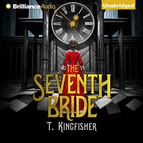 The Seventh Bride audiobook cover art