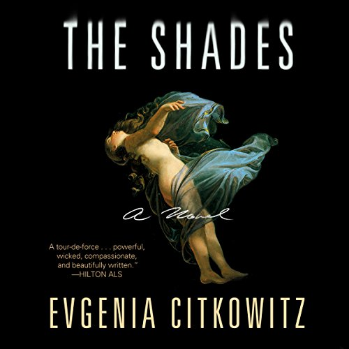 The Shades audiobook cover art