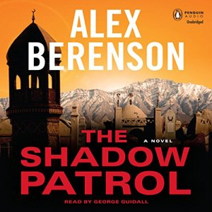 The Shadow Patrol audiobook cover art