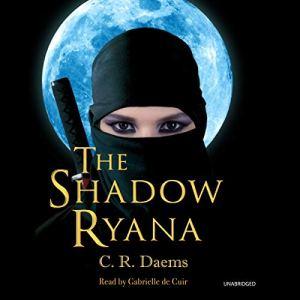 The Shadow Ryana audiobook cover art