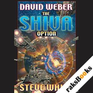 The Shiva Option audiobook cover art