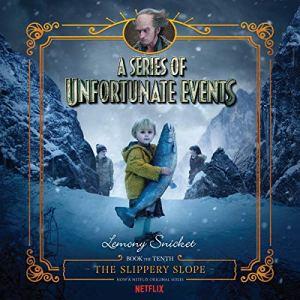 The Slippery Slope audiobook cover art