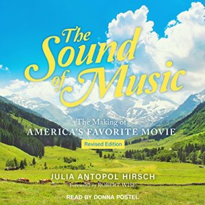 The Sound of Music audiobook cover art
