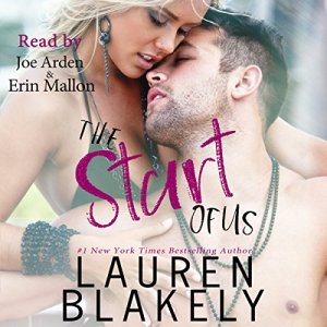 The Start of Us audiobook cover art