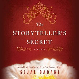 The Storyteller's Secret audiobook cover art
