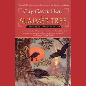 The Summer Tree audiobook cover art