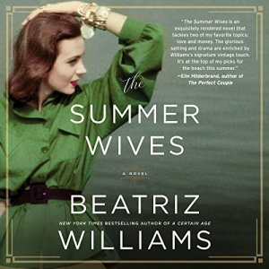 The Summer Wives audiobook cover art