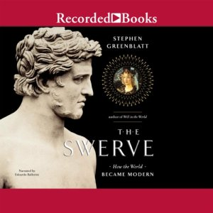 The Swerve audiobook cover art