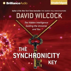 The Synchronicity Key audiobook cover art