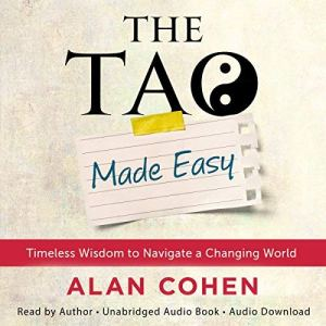 The Tao Made Easy audiobook cover art