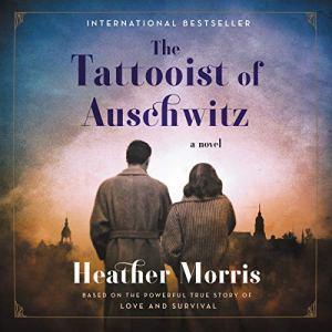 The Tattooist of Auschwitz audiobook cover art