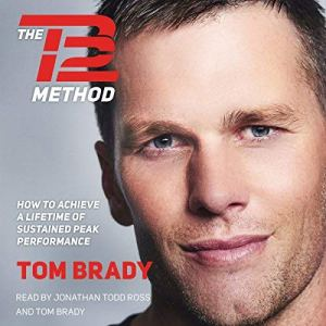 The TB12 Method audiobook cover art
