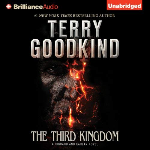 The Third Kingdom audiobook cover art
