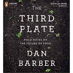 The Third Plate audiobook cover art