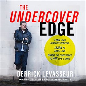 The Undercover Edge audiobook cover art