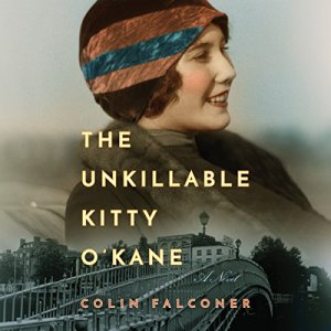 The Unkillable Kitty O'Kane audiobook cover art