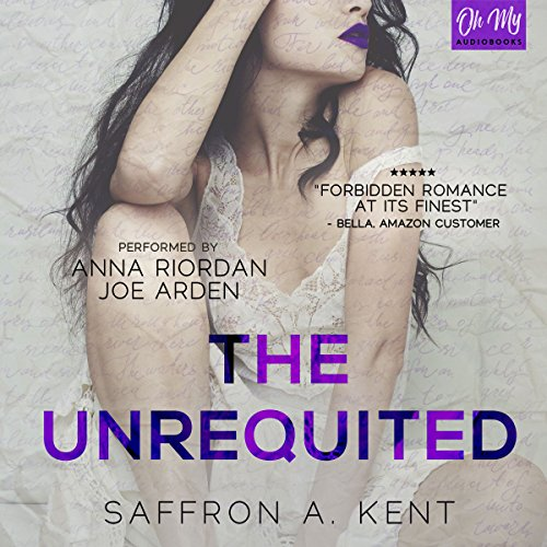 The Unrequited audiobook cover art