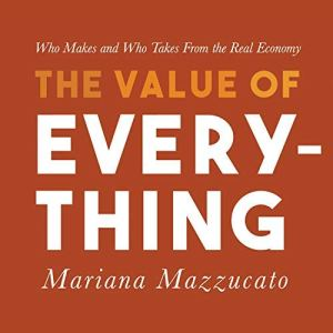 The Value of Everything audiobook cover art