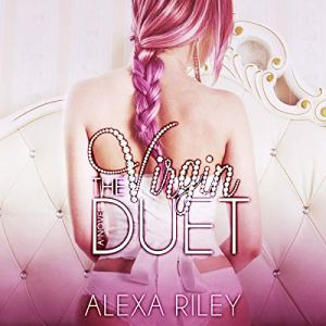 The Virgin Duet audiobook cover art