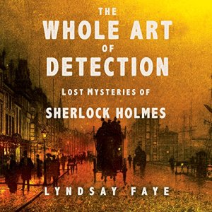 The Whole Art of Detection audiobook cover art