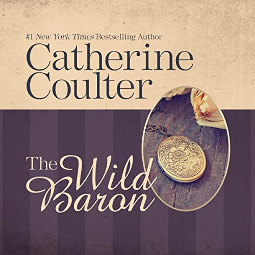The Wild Baron audiobook cover art
