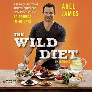 The Wild Diet audiobook cover art