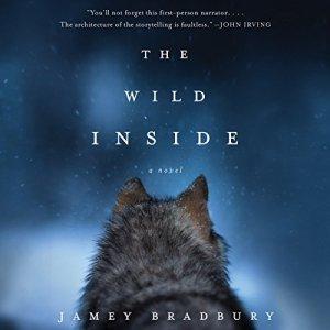 The Wild Inside audiobook cover art