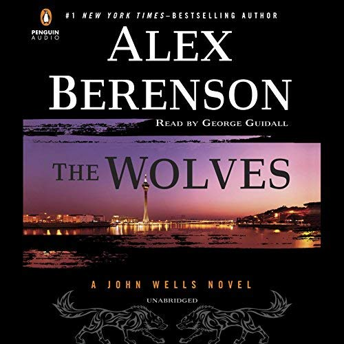 The Wolves audiobook cover art