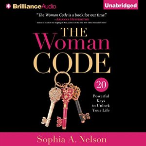 The Woman Code audiobook cover art