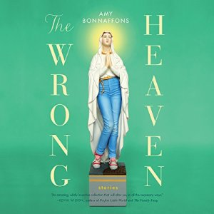 The Wrong Heaven audiobook cover art