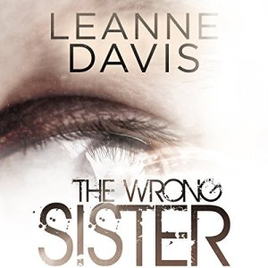 The Wrong Sister audiobook cover art